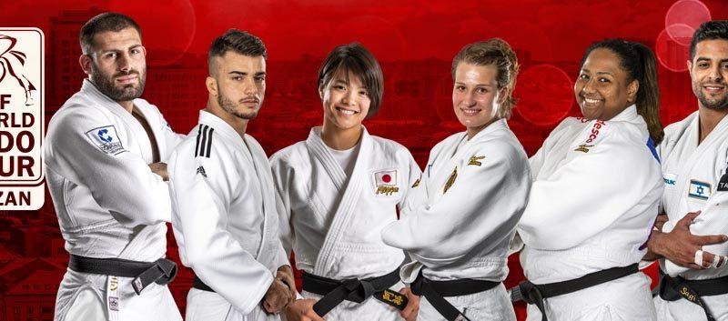 Grand SLAM de judo de Kazan 2021
