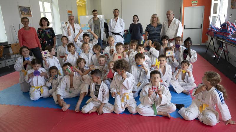 Stage Judo – Canopé Chaumont : une première parfaitement réussie