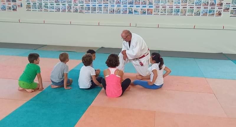 Journée portes ouvertes 2021/2022 au Judo Club Chaumont